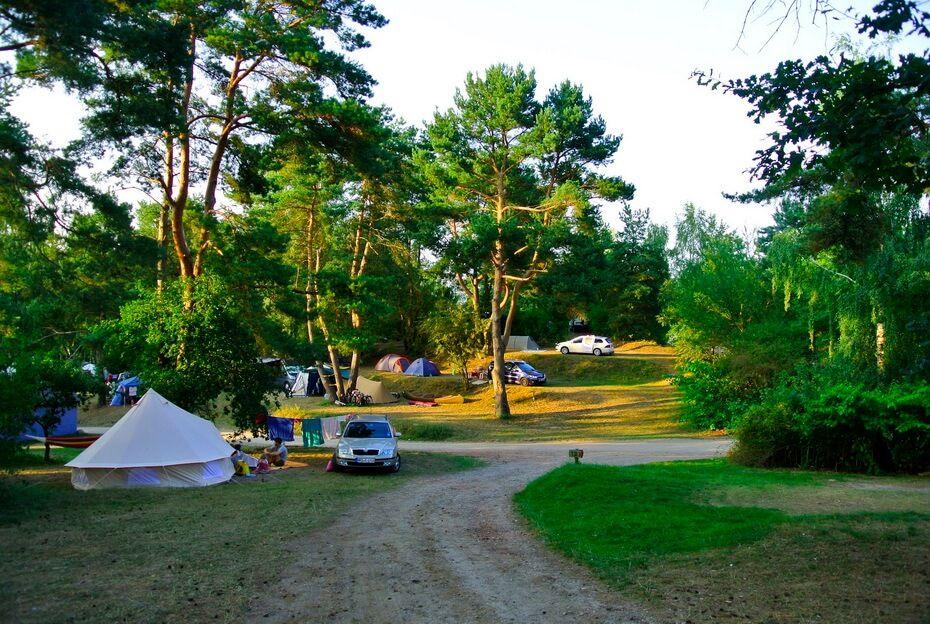 Naturcamping Zwei Seen: