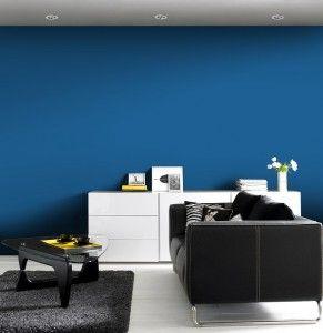 Laurence Llewelyn Bowen Blue Suede Shoe Wall Paint