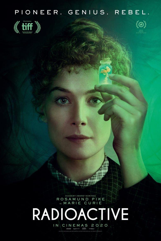 Watch Radioactive Full Movie 2020 Online Free Putlockers Rosamund Pike Free Movies Marie Curie