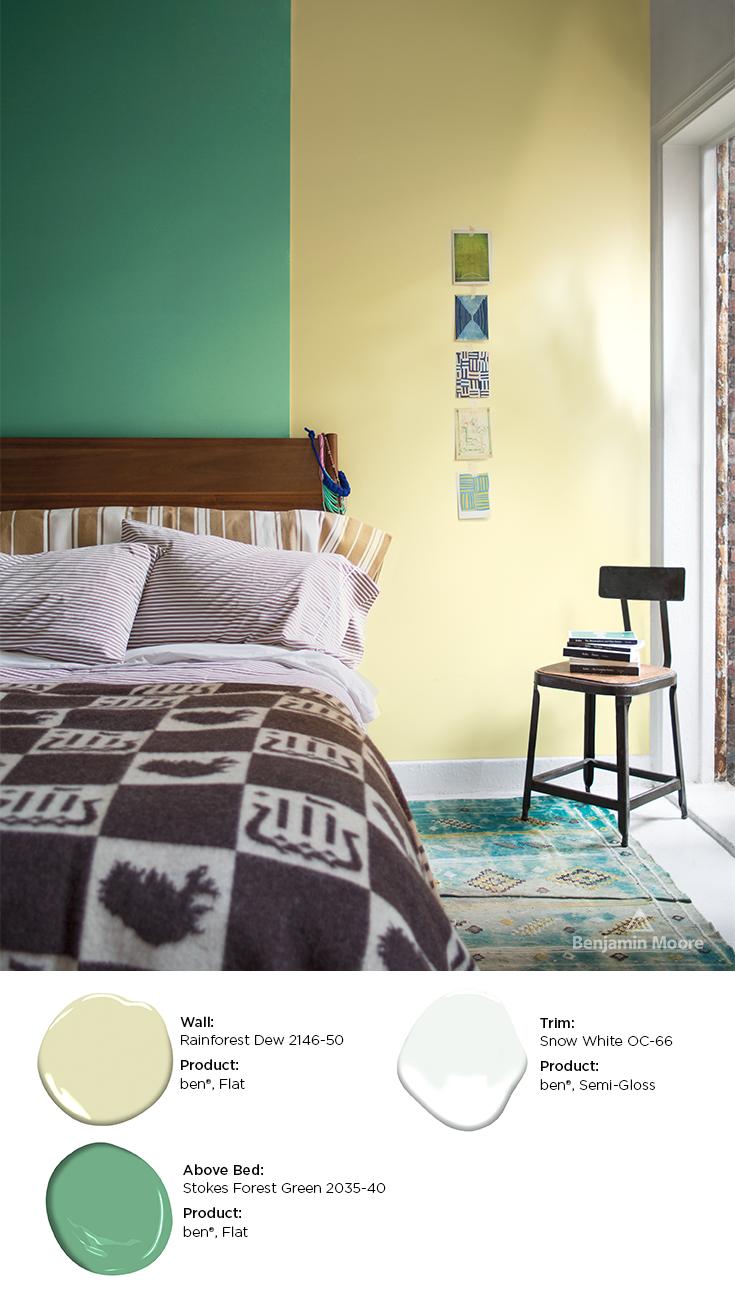Get Adventurous With Paint Color By Using Ben Interior Benjamin Moore Easy
