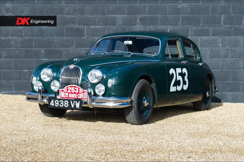 1957 Jaguar MK I - RHD - Period Monte Carlo History ...