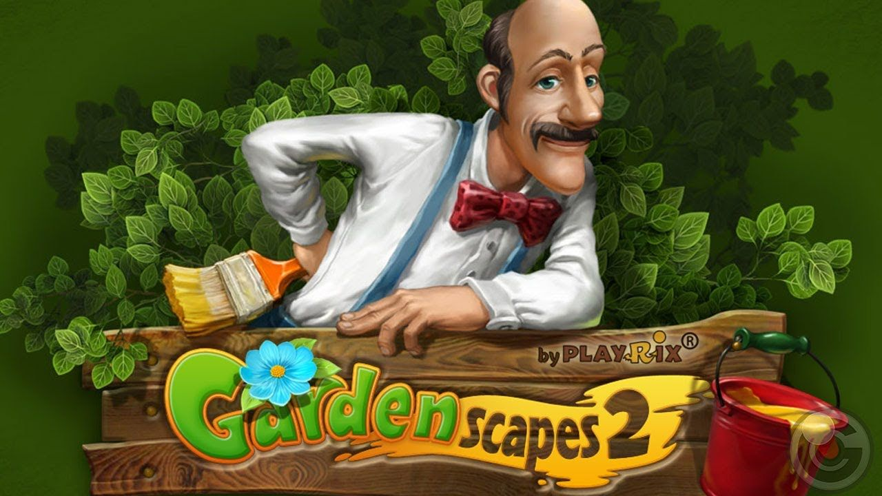 """""""Gardenscapes 2 Premium"""" iPhone/iPod Touch/iPad Gameplay"""