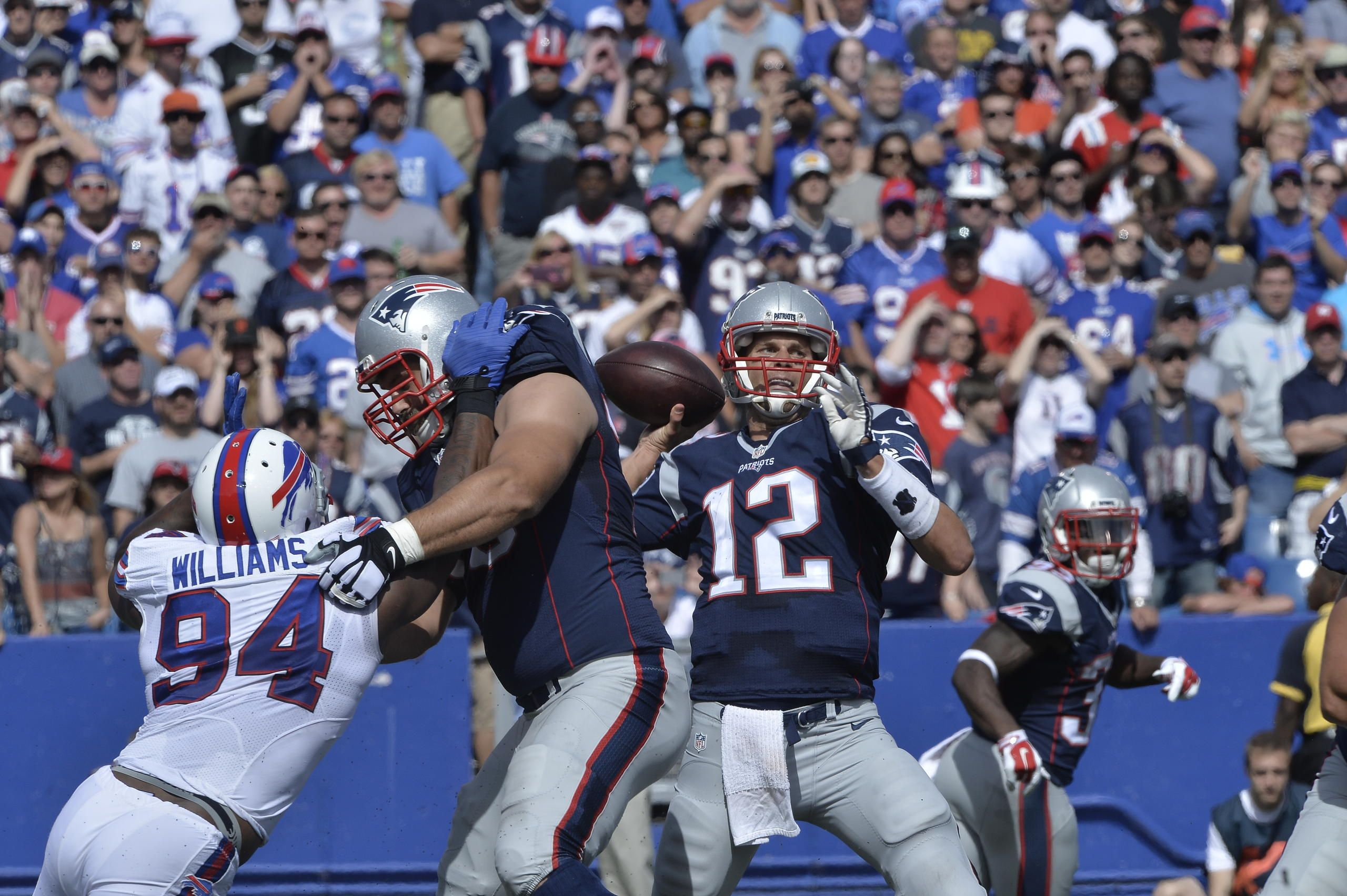 Patriots At Bills Week 2 New England Patriots Patriots Best Football Players