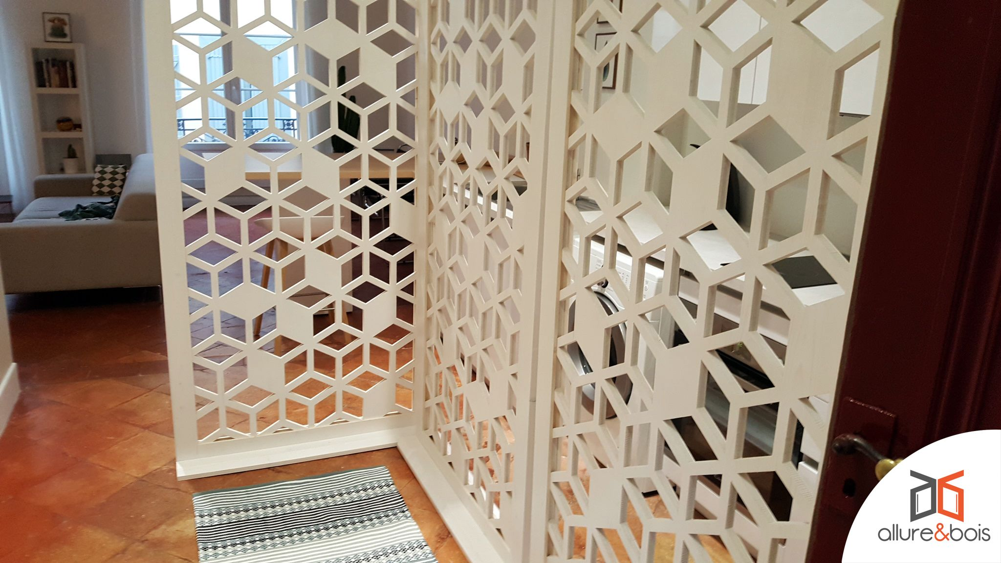 claustra polaris claustra en bois. Black Bedroom Furniture Sets. Home Design Ideas