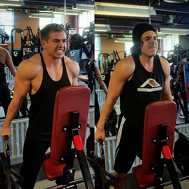Seated Barbell Shoulder Press Vs Standing: Killer Shoulder Workout With @niklax7 1. Seated Shoulder