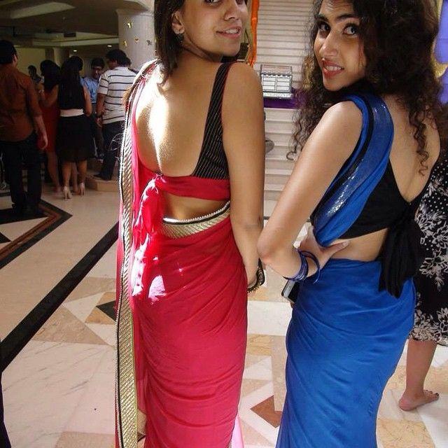 www.Sareeseduction.com #saree #sari #backless #blouse # ...