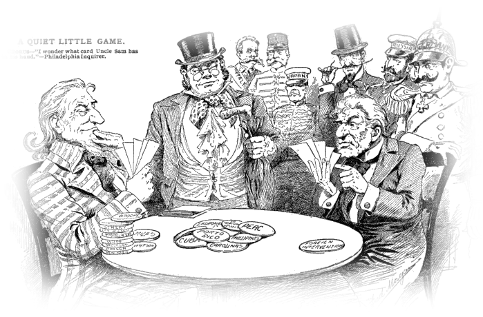 004 Four Main Causes of WWI Imperialism, In this picture