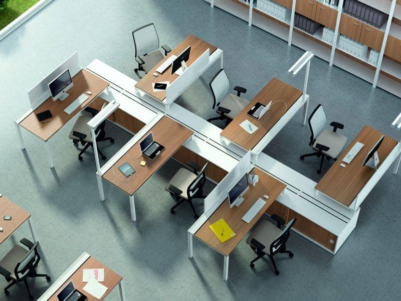 Conseils en aménagement de bureau d open space cloisons