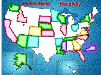 Download And Play The US Map Puzzle Game Put In The States With - Online us map test