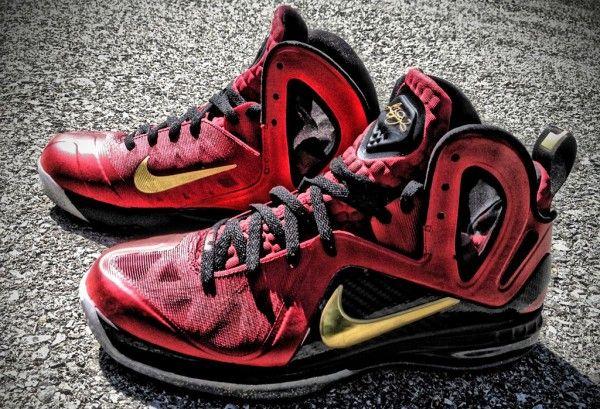 """outlet store 4d3bb d2e21 Nike LeBron 9 P.S. Elite """"Finals"""" httpsoletron.com"""