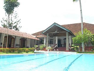 Colonial Bungalow located in a rubber and tea