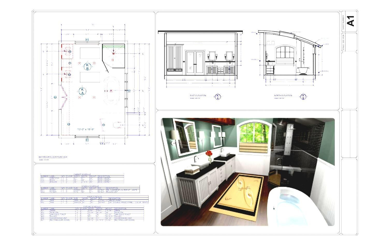 Bathroom Layout Design Tool - Tile Design Tool Mosaic Tile ...