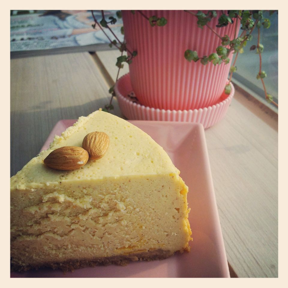 Rice Cooker Pumpkin Cheesecake || SwissHansik
