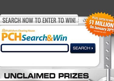 Win $1 Million PCH com SuperPrize | My PCH Favorite's | Free
