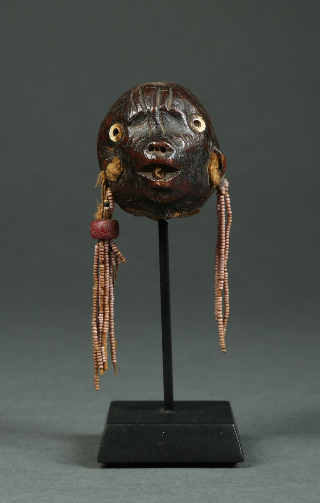 Lot 51. Fipa Tribe Tanzania Composition Wood Stain