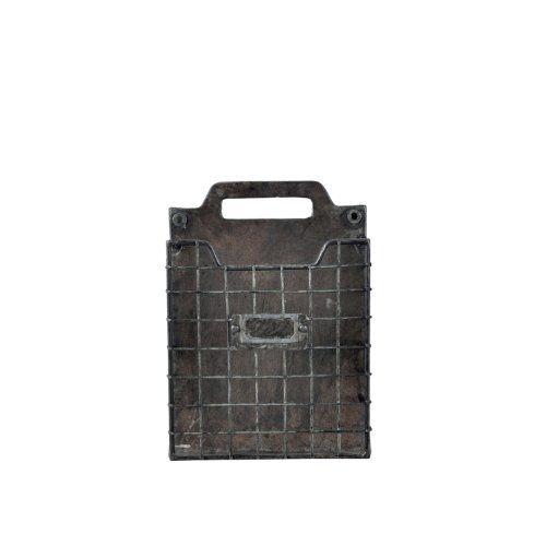 Metal Mail Holder AMERICAN MERCANTILE http://www.amazon.com/dp/B00D1APQD2/ref=cm_sw_r_pi_dp_wXhavb037PSCH $19.95
