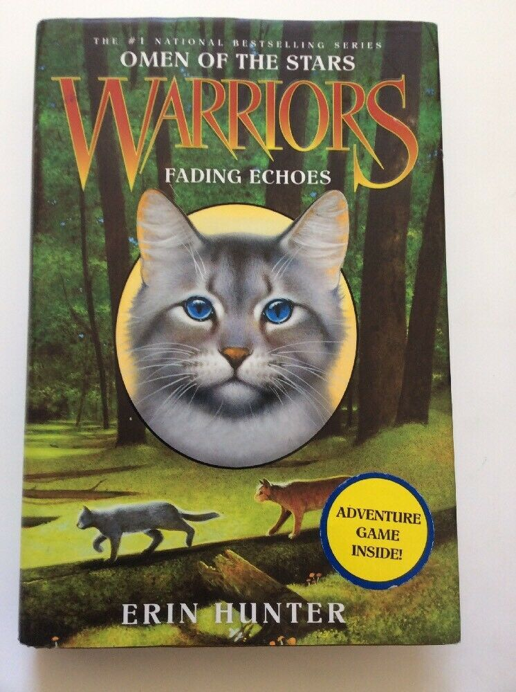 Omen Of The Stars Warriors Fading Echoes Erin Hunter