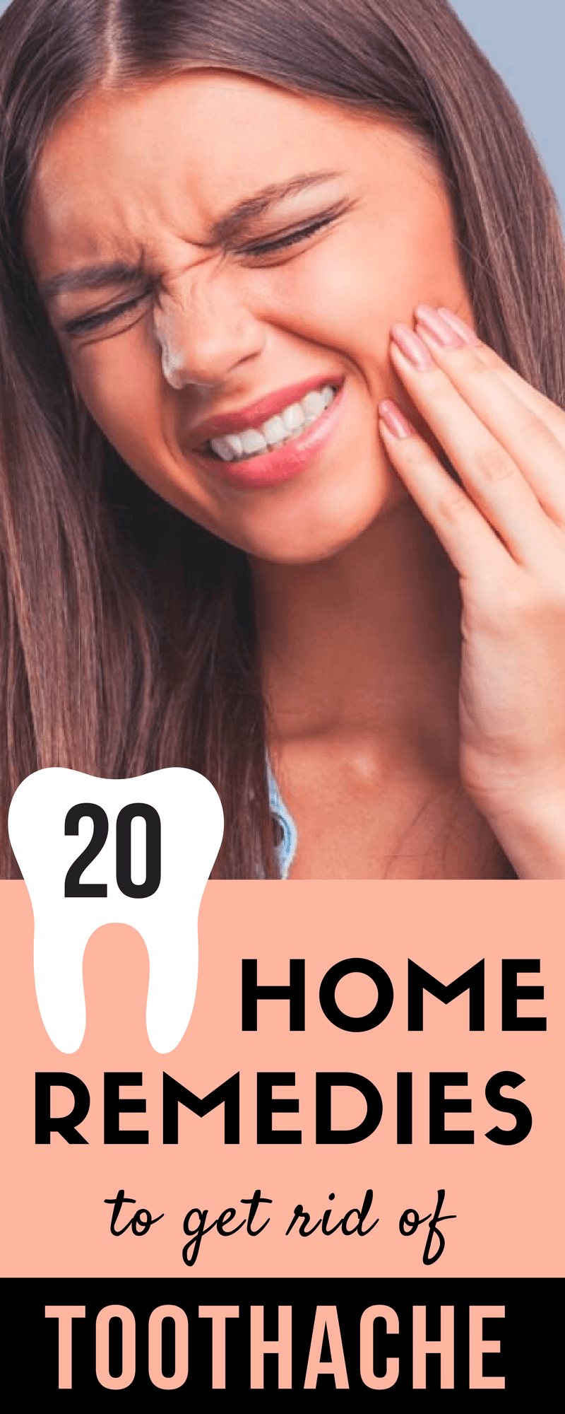 Easy Home Remedies To Get Rid Of Toothache That Actually Work