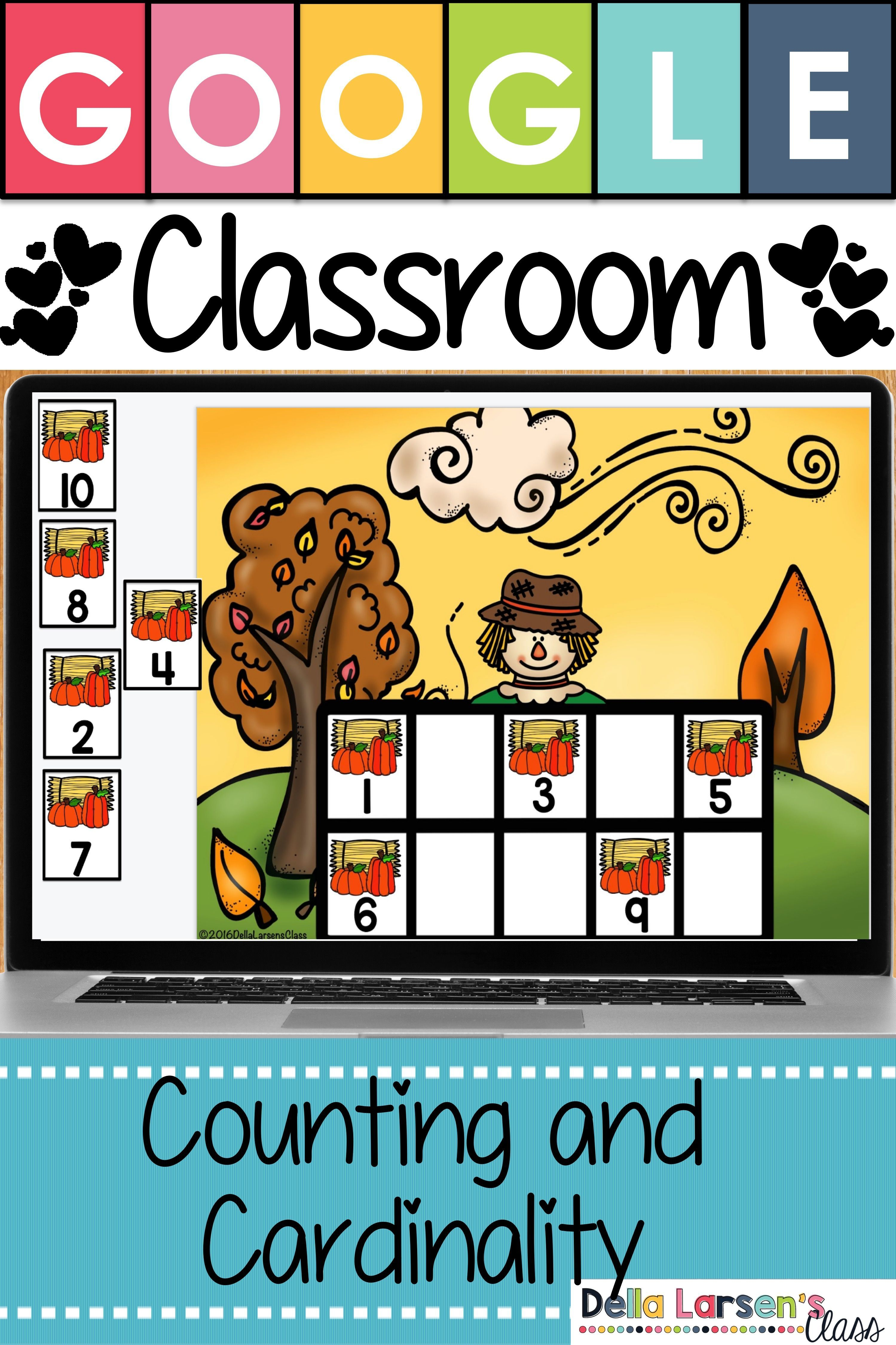 Classroom Fall Counting And Cardinality With Ten