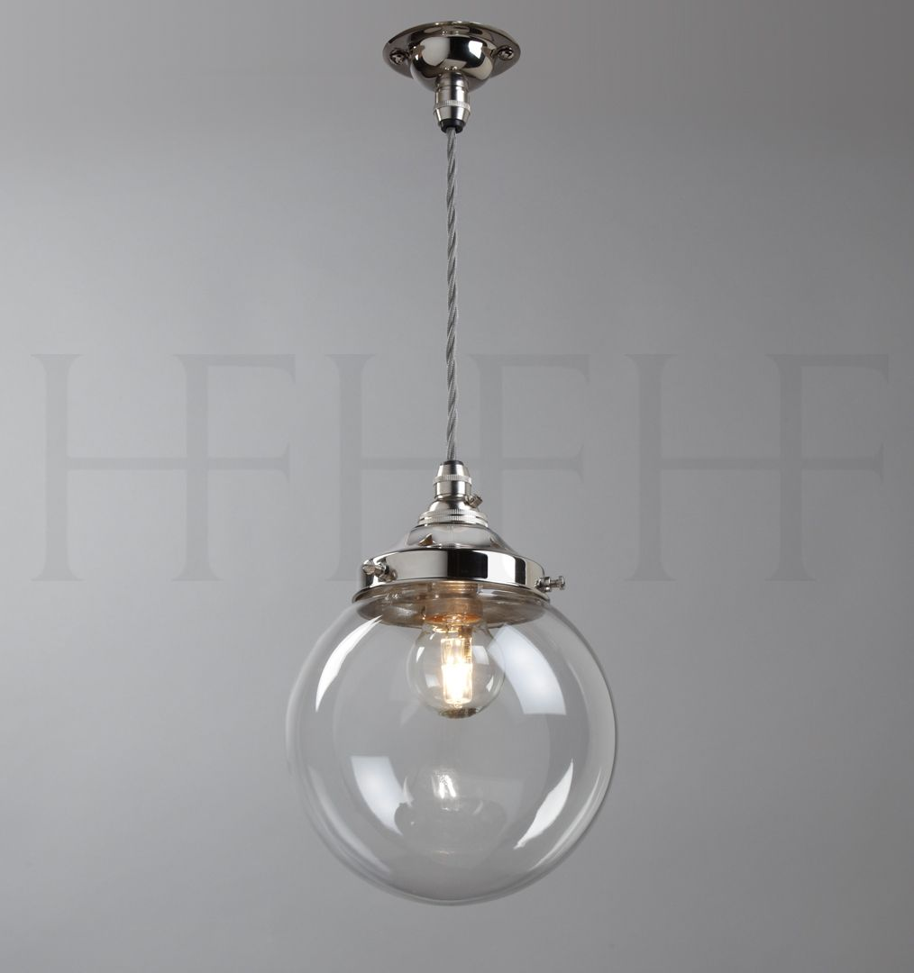 Clear glass globe pendant light hector mini globe pendant clear clear glass globe pendant light hector mini globe pendant clear glass mozeypictures Choice Image
