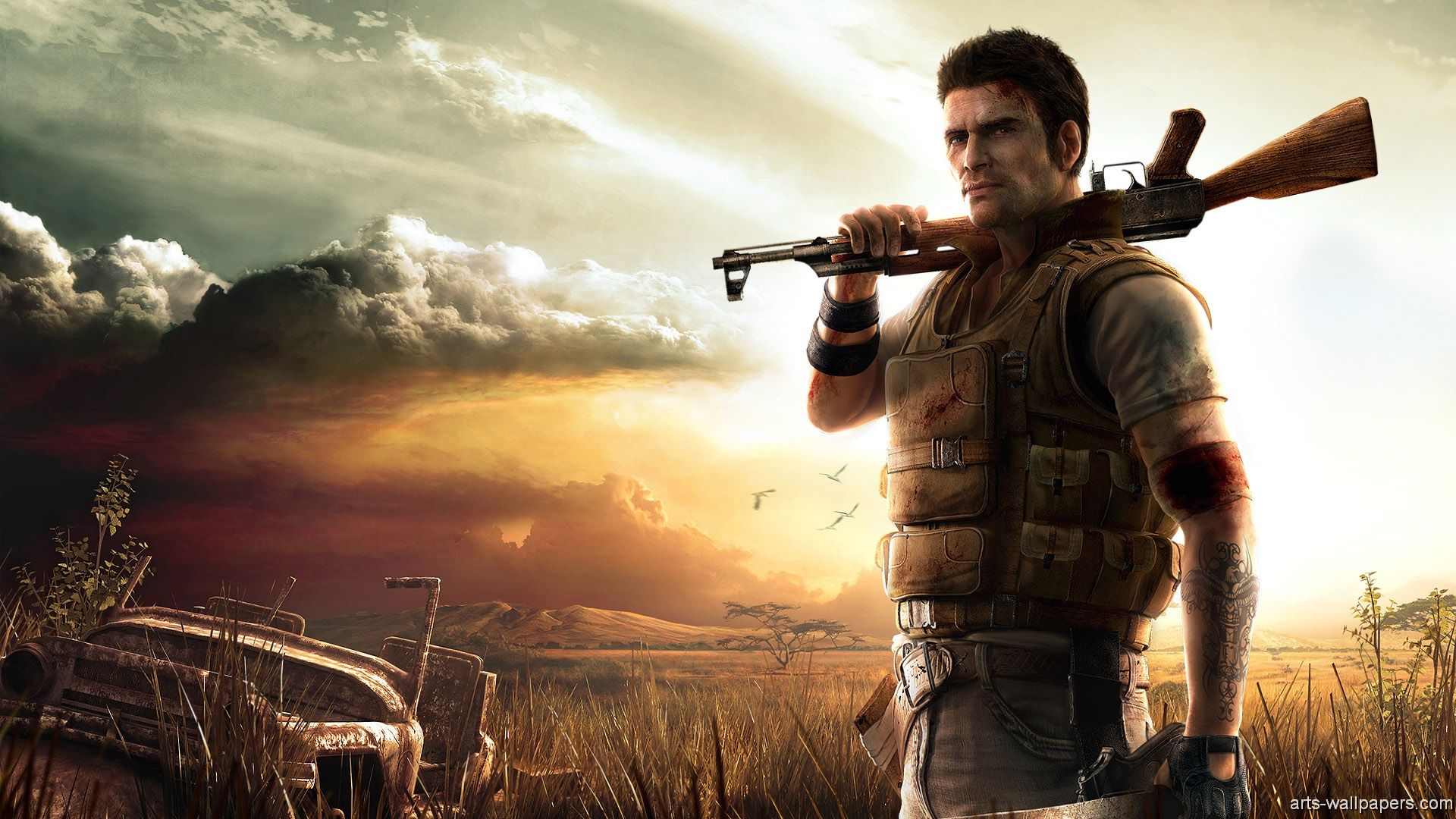 Hd wallpaper games - Xbox 360 Ps3 Video Game Hd Wallpapers