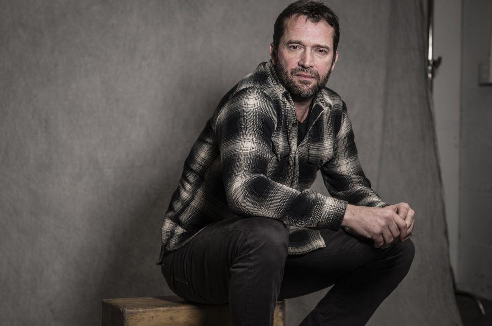 James Purefoy On Relating To His 'Hap And Leonard' Role; Working With Christina Hendricks – SundanceStudio http://deadline.com/2016/01/james-purefoy-equity-lap-and-leonard-sundance-video-1201689019/