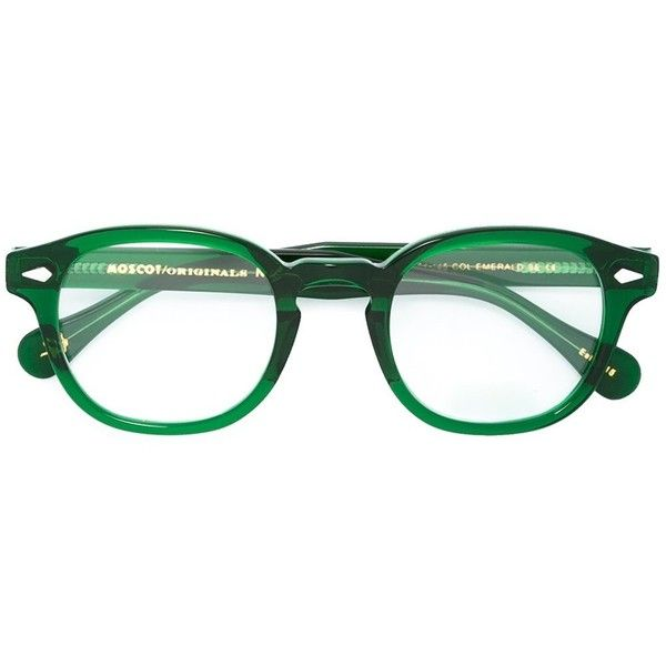 d2a18449e2 Moscot  Lemtosh  glasses (399 CAD) ❤ liked on Polyvore featuring  accessories