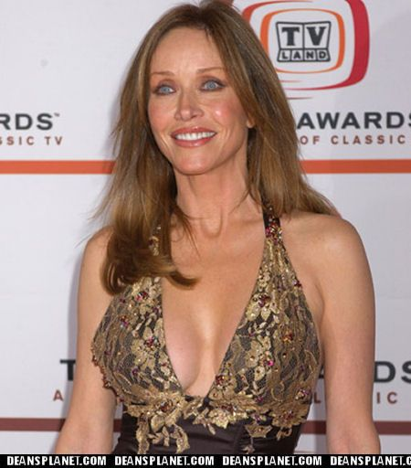 Tom Clark Chevy >> Tanya Roberts some makeup and a small facelift (NO BOTOX) and she's back year's younger,you bet ...