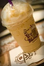 My Favourite Coffee Bean Beverage Ice Blended Caramel Gourmet Cafe Coffee Beans Yummy Drinks