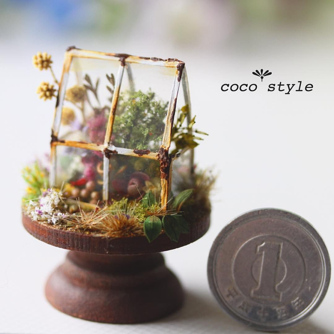 Miniature Dollhouse Fairy Garden Hanging House Plant Buy 3 Save $5