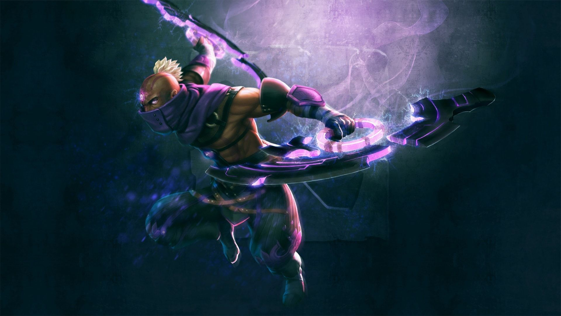 Hd wallpaper dota 2 - Anti Mage Wallpapers Dota 2 Hd Wallpapers 10 Dota 2 Wallpaper