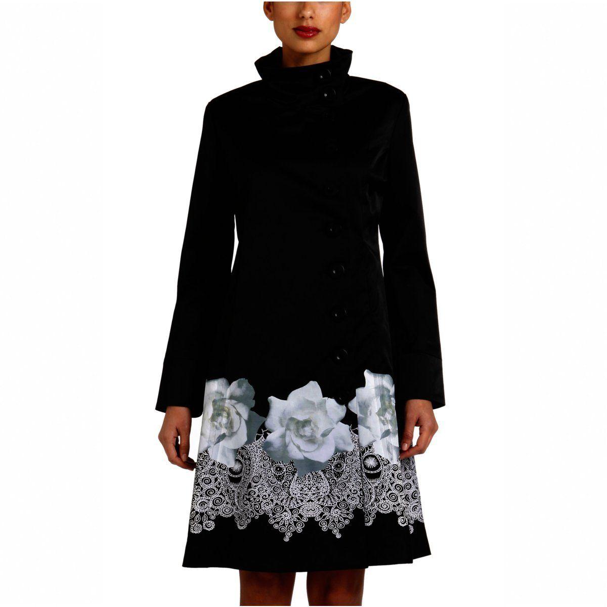 Manteau femme desigual la redoute
