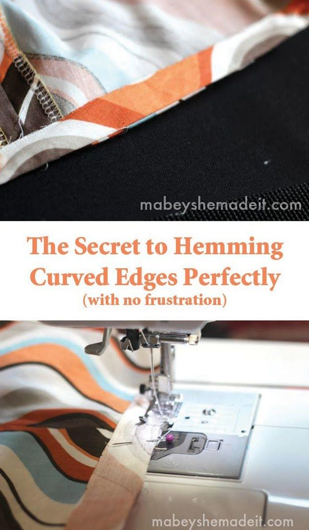 40 More Sewing Hacks To Make Your Life Easier Quilting Sewing Stunning How Did The Sewing Machine Make Life Easier
