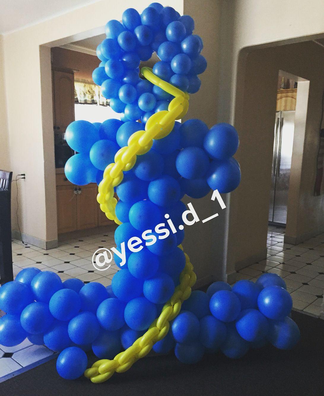 Anchor Balloon #babyshower #mydesign #party #fiesta #ancla #globos #todounreto