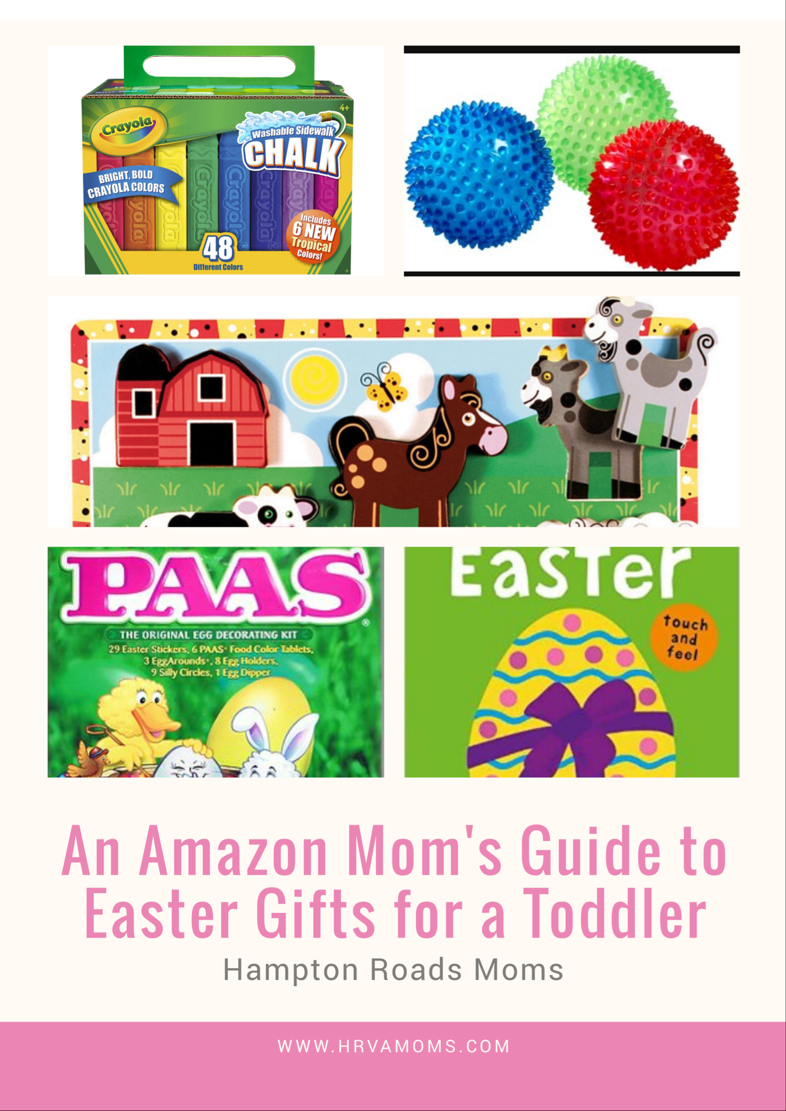 An amazon moms guide to easter gifts hampton roads moms an amazon moms guide to easter gifts negle Image collections