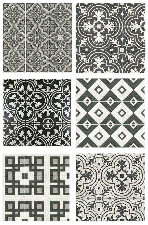 cement look tile for less girl