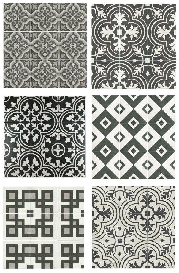 Cement Look Tile For Less Idee Deco Maison Idee Deco Chambre Et Mobilier De Salon