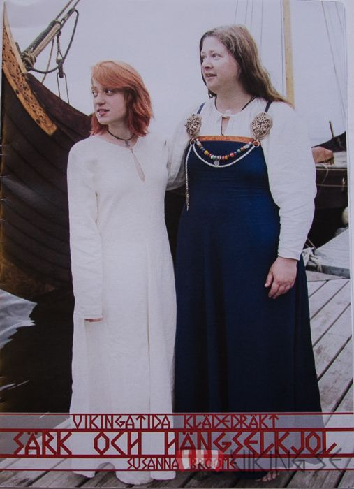 844d8b5e6c74 Vikingatida mönster Särk & Hängselkjol   Costume   Bridesmaid dresses,  Dresses och Fashion