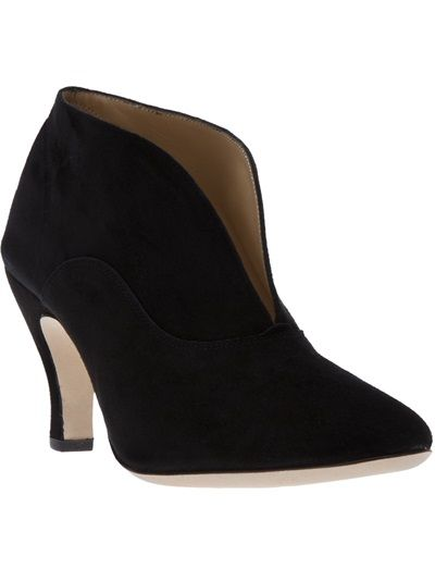 dee5d9416605 REPETTO Open Front Ankle Boot   mon style   Fashion, Shoes, Style