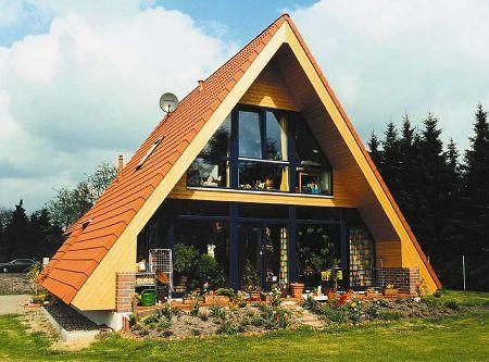 nurdachhaus mit 73qm in hannover burgwedel kang pinterest haus haus bauen and massivhaus. Black Bedroom Furniture Sets. Home Design Ideas
