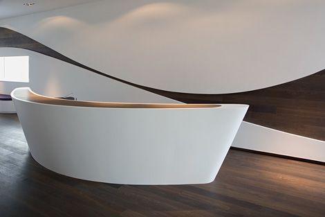 100 Modern Reception Desks Design Inspiration Modern Reception