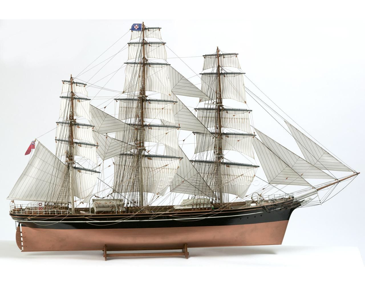 Billing Boats (B564) Cutty Sark Sailing Clipper Ship - Model