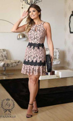 e63ba161a Luzia Fazzolli | vestidos | Roupas estilosas, Vestidos e Vestidos ...