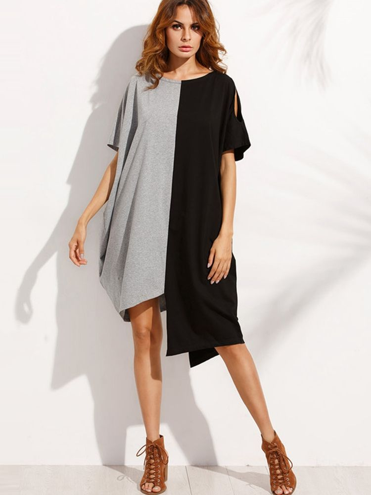 Short Asymmetric Dresses