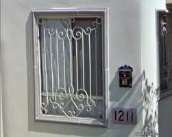 Resultado de imagen para modelos de rejas para ventanas en - Rejas de hierro forjado ...