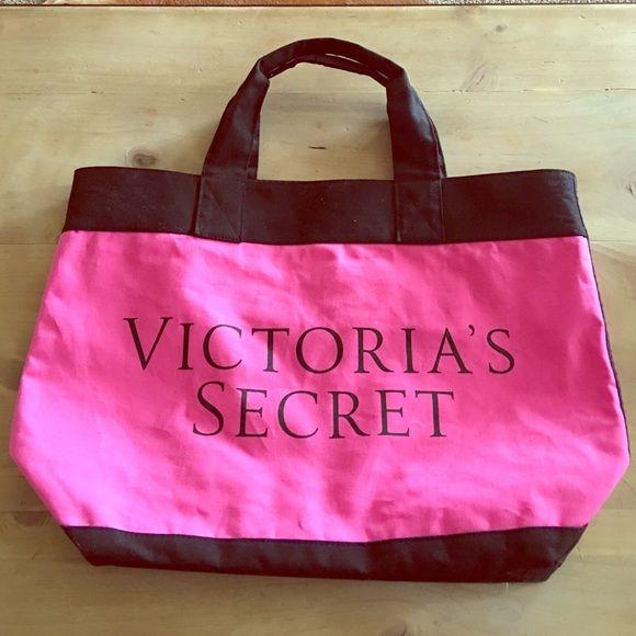 💕Victoria's Secret Bag Victoria's Secret large weekend bag!!! Victoria's Secret Bags Travel Bags