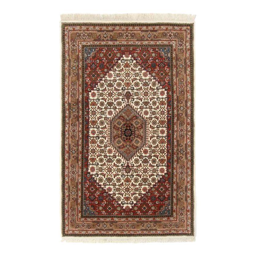 Teppich-Indo Royal Mumbai Beige - Reine Wolle - 70 x 140 cm, Parwis Jetzt bestellen unter: https://moebel.ladendirekt.de/heimtextilien/teppiche/sonstige-teppiche/?uid=7defc210-c91d-5d48-bf04-2ee1440fde3f&utm_source=pinterest&utm_medium=pin&utm_campaign=boards #accessoires #heimtextilien #parwis #sonstigeteppiche #orientteppiche #teppiche