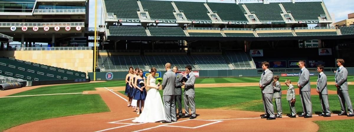 Target Field This Is My Kinda Wedding