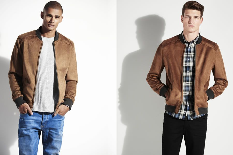All the latest men's fashion lookbooks and advertising campaigns are showcased at FashionBeans. Click here to see more images from the River Island January/February 2016 Men's Lookbook