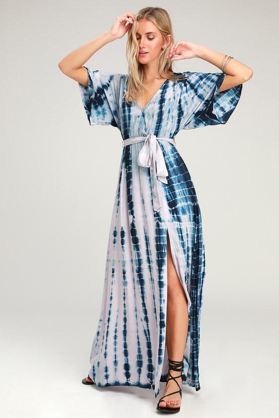 29+ Tie dye maxi dress information